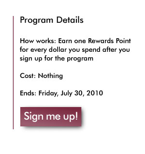Turnkey Promotions Just4Me Program Details Image