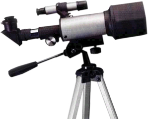 Turnkey Promotions' Just for Me Program telescope