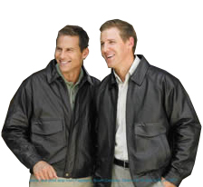 Turnkey Promotions Just For Me Program Leather Jacket